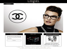 Antemene, créateur de sites web à Nîmes, Gard | Langel Opticiens,  ,